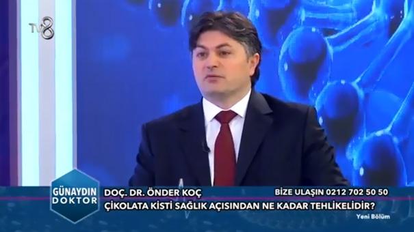 Çikolata Kisti - TV8